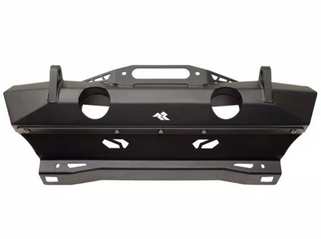 Rugged Ridge XOM Stubby Front Bumper