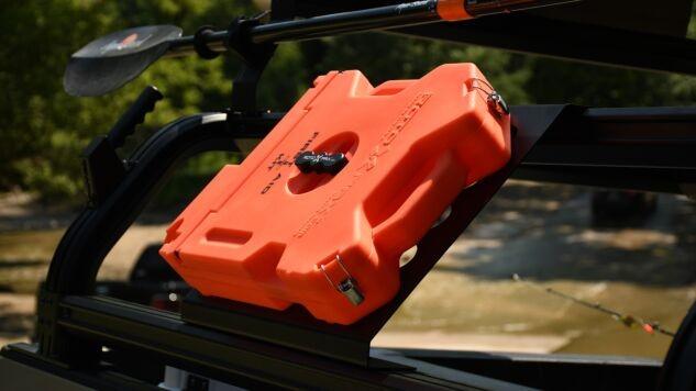 Putco: TEC Mounting Plate