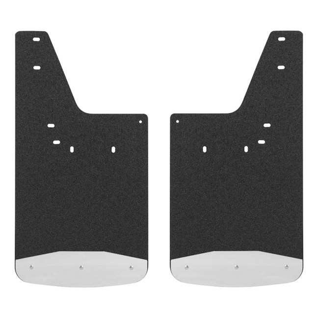 LUVERNE (250933): Textured-Rubber Rear Mud Guards for 2020 Ram 2500/3500