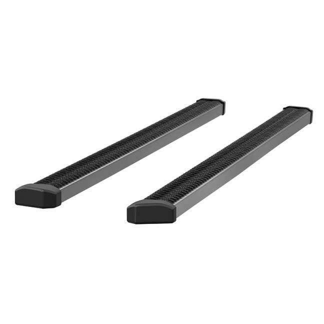 """LUVERNE: SlimGrip™ 5"""" Running Boards for '19-'20 Ram 1500 Crew Cab"""