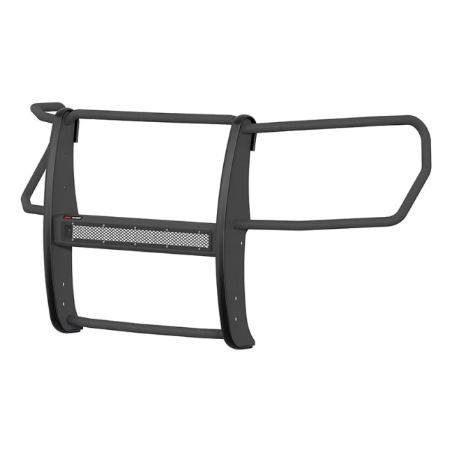ARIES (P4092): Pro Series™ Grille Guard with Light Bar Housing for '19-'20 Silverado 1500
