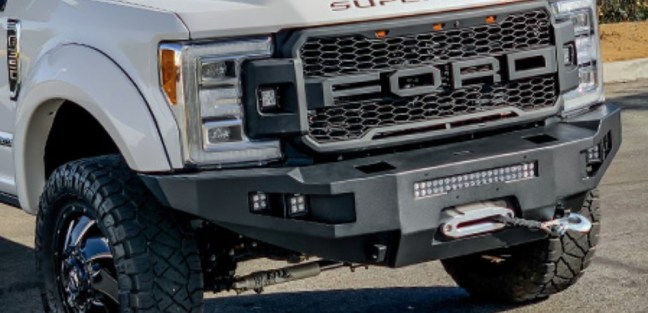 Westin Automotive Pro-Series Front Bumper