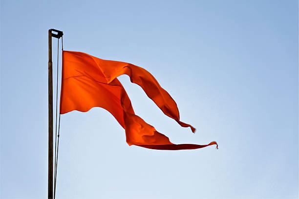 राम मंदिर भूमिपूजन को लेकर व्यापारियों में उत्साह, हर जगह लहराया केसरिया ध्वज - Total Tv