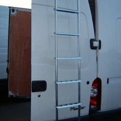 Chair Seat Covers Chairs For Less Door Ladders - Total Van Solutions Northern Ireland