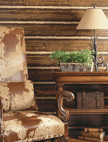 Brick Stone and Wood Textured Wallpaper  TotalWallcovering