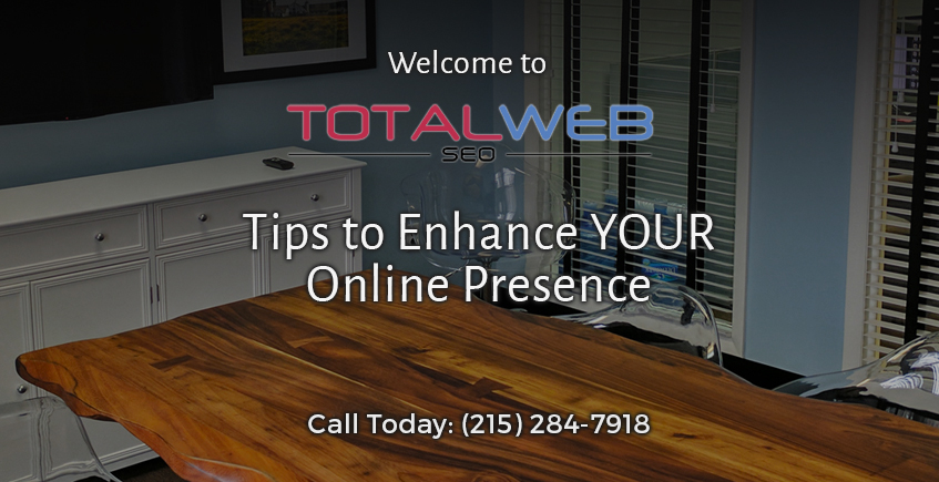 Welcome to Total SEO Tips!