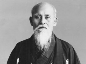 Morihei Ueshiba Famous Success Quotes
