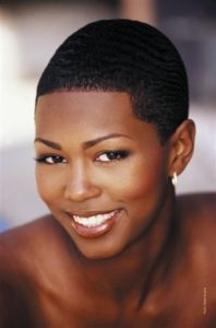 Lowcut Haircuts For Black Females