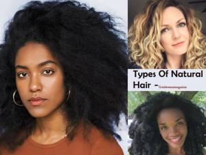 Types of Natural Hair