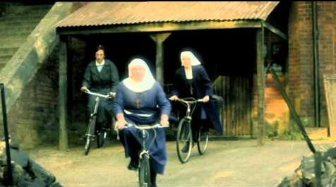 "A Q scene from ""Call the Midwife"" TV Series."