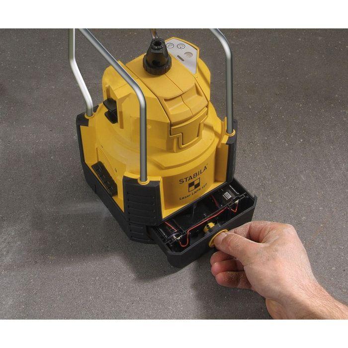 Nivela laser rotativa Stabila LAPR 150 SET-10