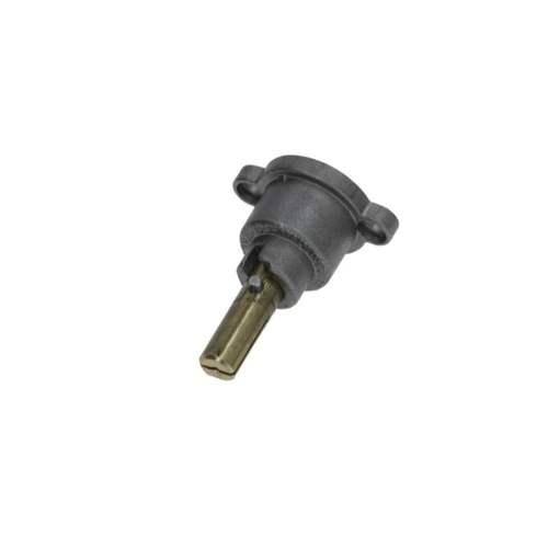 Cap robinet de gaz ax ø 8×6,5mm lungime ax 22/15mm aplatizare ax sus/jos potrivit pentru PEL21