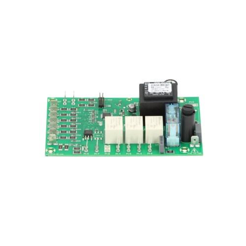 Placa electronica de control p.c.b. mașină de spălat vase L 135mm L 82mm