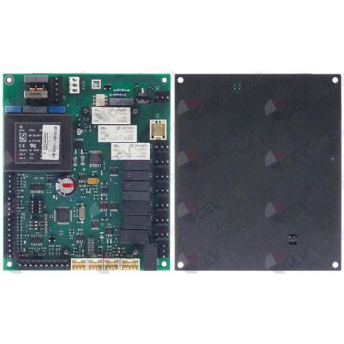 Placa electronica de control p.c.b. comandă L 147mm L 125mm fără EPROM 230V