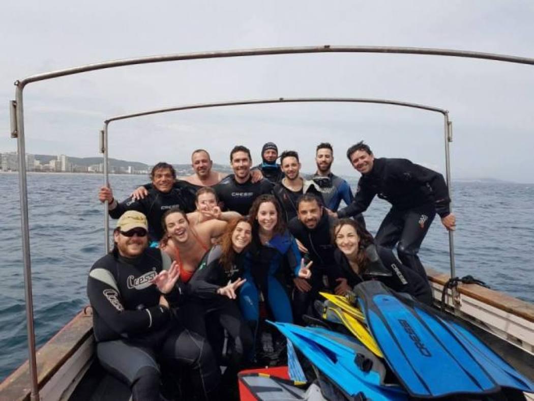 curs diving