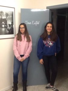 Anna Morales i Mireia Fuster
