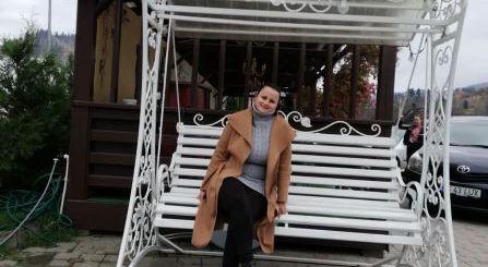 palton lung damă