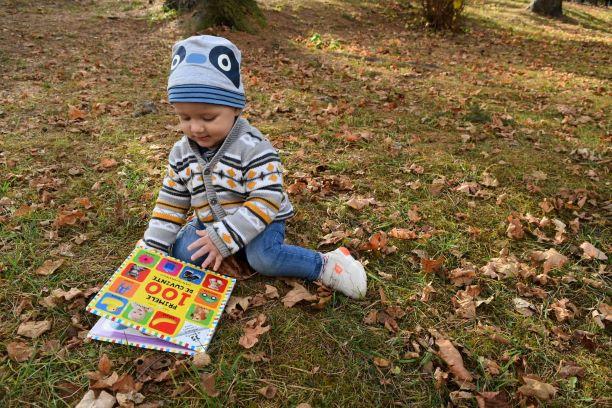 carți pentru bebeluși