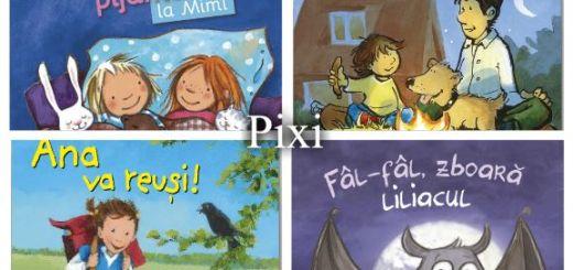 pixi carti pentru copii
