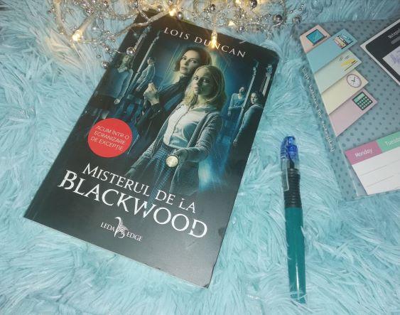 misterul de la blackwood film, carte
