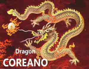 dragón coreano