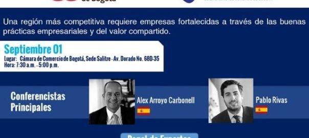 conferencia Alex Arroyo