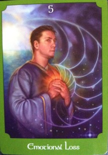 Ascended Masters Oracle Cards - Year of Clean Water