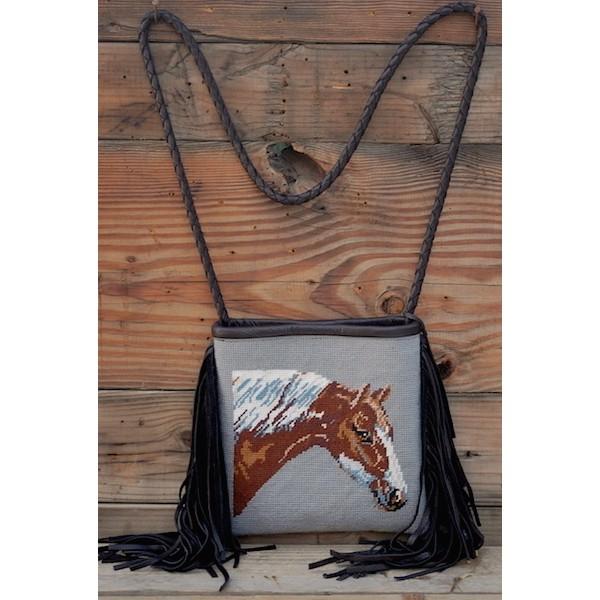 TOTeM Horse Needlepoint 111