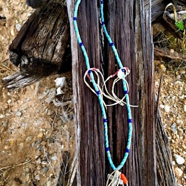 Apache Necklace