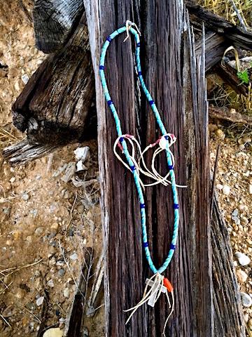 Apache Necklace