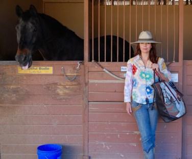 Jamie w: Horse