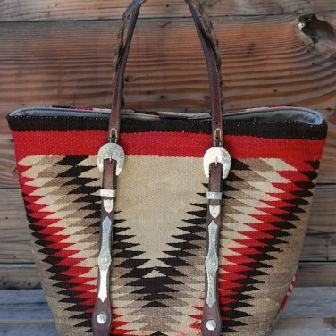 Red & Brown Navajo