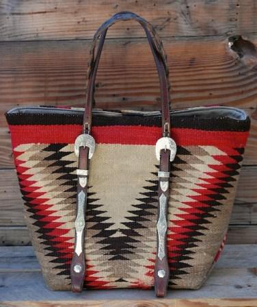 Red & Brown Navajo
