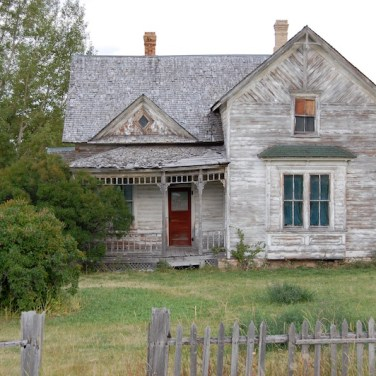 Old House Idaho