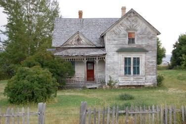 Old House Idaho