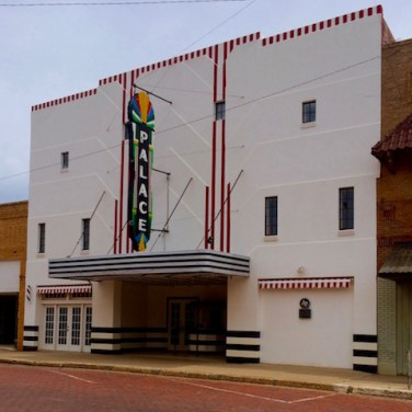 The Palace Theater Childres Texas