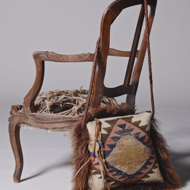 Navajo & Chair