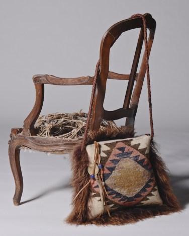 Navajo & Chair