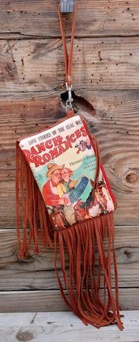 Ranch Romance Wristlet