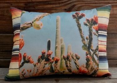 Saguro Cactus Pillow