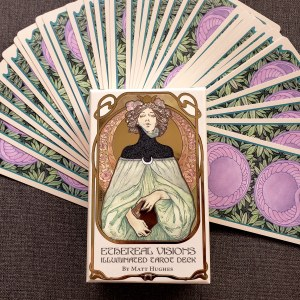 Ethereal Visions Illuminated Tarot Deck