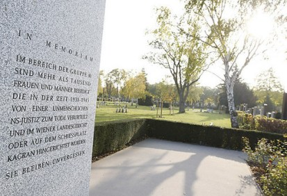 Gruppe 40 Zentralfriedhof