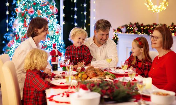 """Having an """"Eating Strategy"""" During the Holiday Season (1)"""