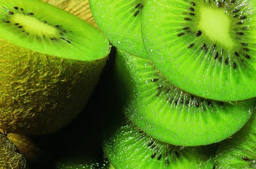 properties of kiwi