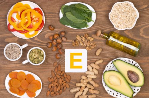 properties of vitamin E