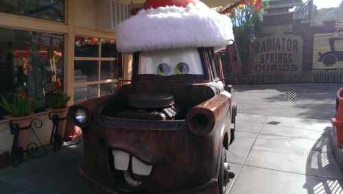 Tripps Travel Network visits Disneyland Cars