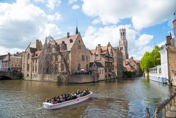 Brugge is Belgium's Top UNESCO World Heritage Site (3)