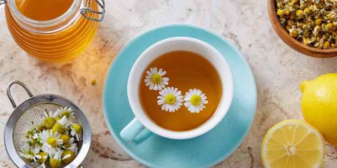 Healing Teas for Common Colds 2019