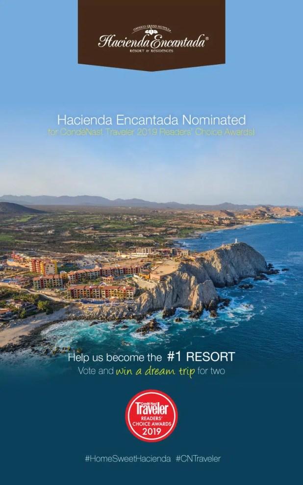 Hacienda Encantada Nominated for Prestigious Travel Award (1)