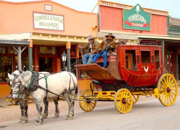 Tombstone Freedom Days in Arizona Explodes with Excitement (1)